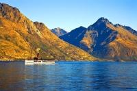 Queenstown;Lake_Wakatipu;Otago;autumn_colour;fall_colors;SS_Earnslaw