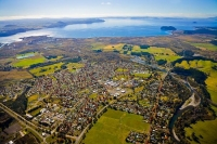 Aerial;Turangi;South_Waikato;Hydro_generated_electricity;Lake_Taupo;Tongariro_Ri