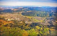 Aerial;Upper_Hutt;Hutt_Valley;Hutt_River;native_forest;sheep;sheep_shearing;Tara