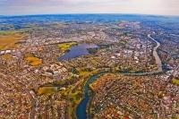 aerial;Hamilton;Waikato_River;industrial_buildings;suburburban;Lake_Rotoroa;Waik