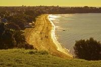 Aerial;Auckland_North_Shore;Cheltenham_Beach;Harbourfishing;boating;speed_boatin