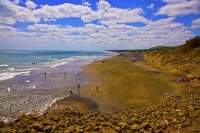Auckland;Muriwai_beach;West_Coast_Beaches;sea_fishing;fishing;angling;boating;Be