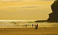 Auckland;Bethells_Beach;fun_in_the_water;West_Coast_Beaches;sea_fishing;fishing;