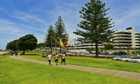 Mount_Maunganui;Beach_Esplanade;Bay_of_plenty;blue_seablue_skysandy_beaches;sea;