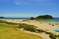 Mount_Maunganui;Ocean_Beach;Bay_of_plenty;blue_seablue_skysandy_beaches;sea;sea_