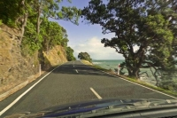 Thames;Coromandel;sandy_beaches;bachs;holiday_homes;blue_sky;blue_sea;bush;nativ