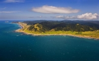aerial;East_Cape;blue_sea;blue_sky;sandy_beaches;sea;sea_fishing;harbour;bachs;F