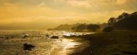 Waihou;Bay;church;bluffs;cliffs;rocky_shorelines;sea_fishing;Marai;Maori_carving