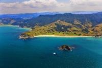 Aerial;Anaura_Bay;Eastland_Bays;bluffs;cliffs;rocky_shorelines;sea_fishing;bush;