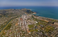 Aerial;Gisborne;Turanganui_River;industrial_buildings;suburburban;Hospital;bridg