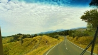 Ruatoria;mountains;road