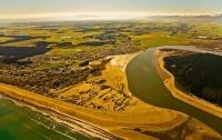 Aerial;Foxton;Foxton_Beach;Manawatu_River_Mouth;Manawatu_River;Kapiti_Coast;sand