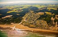 Aerial;Himatangi_Beach;Kapiti_Coast;sandy_beaches;golden_sand;horticulture;agric