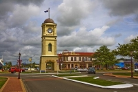 Feilding;Manawatu;agriculture;agricultural_centre;agriculture;clock_tower;church