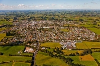 Aerial;Inglewood;Taranaki;Mount_Taranaki
