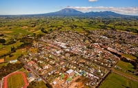 Aerial;Inglewood;Taranaki;Mount_Taranaki;green_fields;green_paddocks;industrial_