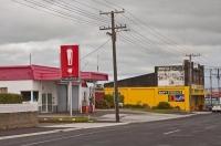 Opunake;Taranaki;churches;school;cafes;murals;sculptures;post_office;shops;Fuel;