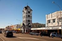Stratford;Glockenspiel_Clock_Tower;Taranaki;Mount_Taranaki;Mount_Egmont;dairy;da
