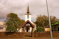 Waitara;Taranaki;churches;school;cafes;murals;sculptures;post_office;shops;Angli