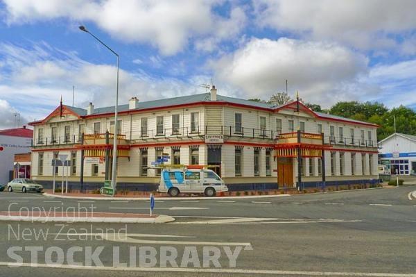 Waipukurau New Zealand  City new picture : Waipukurau;Tararua;Tavistock Hotel