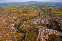 Aerial;Cambridge;Leamington;Waikato_River;suburburban;bridge;green_fields;sub_di