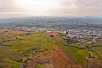 aerial;Hamilton;Waikato_River;industrial_buildings;suburburban;Lake_Rotoroa
