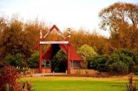 Huntly;Waikato_River;suburburban;bridge;green_fields;River;bridge;New_Zealand;Au