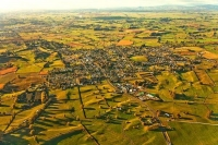 Aerial;Kihikihi;Waikato;agricultural;Dairy;Dairy_industry;agriculture;sheep