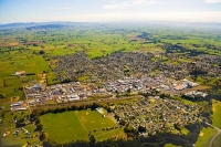 Aerial;Morrinsville;Waikato;agricultural;agricultural_centre