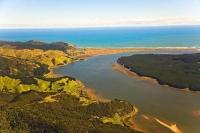 Aerial;Port_Waikato;Waikato_River;River_mouth_Waikatofishing;angling;boating;spe