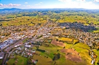 Aerial;Putaruru;Waikato;agricultural;agricultural_centre