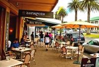 Raglan;Waikato;coastal;bachs;holiday_homes;bush;native_forrest;blue_sky;blue_sea