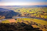 Aerial;Taupiri;Waikato;Maori_Cemetary;Maori_Royal_Cemetery;cemetery;bush;native_