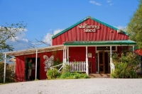 Waitomo;Waikato;hotels;pub;tours;museum;cave_entrance;Angora_Rabbit_Shearing_Sho