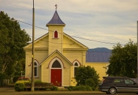 Carterton;Carterton_Salvation_Army_Church;Wairarapa;native_forest;sheep;sheep_sh