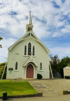 Greytown;Wairarapa;Antiques;Church;St_Andrews_Union_Church;native_forest;sheep;s