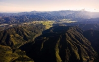 Aerial;Upper_Hutt;Hutt_Valley;native_forest;sheep;sheep_shearing;Tararua_Ranges;