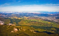 Aerial;Upper_Hutt;Hutt_Valley;native_forest;Tararua_Ranges;agriculture;tramping_