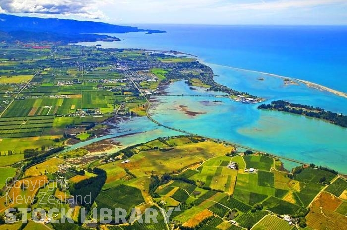 Motueka New Zealand  City pictures : Aerial;Motueka;Moutere;Mapua;Tasman Bay;sandy beaches;beach;beach ...