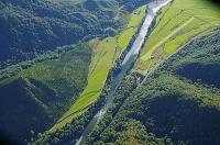 Aerial;Maruia_River_Valley;Buller_Region;mountains;hills;rivers;line;Road;bush;n