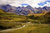 Arthurs_Pass_Route_Canterbury;mountains;hills;Lakes;Waimakariri_River;tussock_gr