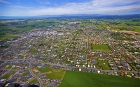 Aerial;Rangiora;Canterbury;Canterbury_Plain;green_fields;paddocks;green_paddocks