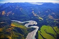 Aerial;Waimakariri_River;Canterbury;mountains;hills;Canterbury_Plain;North_Cante