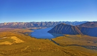 Aerial;Mackenzie_Basin;South_Canterbury;Canterbury;Lake_Ohau;Barrier_Range