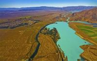 Aerial;Mackenzie_Basin;South_Canterbury;Canterbury;Twizel;Lake_Ruataniwha;Lake_B