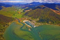 Aerial;Havelock;Marlborough;Marlborough_Sounds;Queen_Charlotte_Sound;Kaituna_Riv
