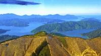 Aerial;Marlborough_Sounds;Marlborough;bush;native_forrest;hills;mountains;Microw