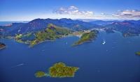Aerial;Picton;Waikawa;Marlborough_Sounds;Marlborough;bush;native_forrest;hills;m