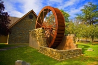 Alexandra;Otago;Clutha_River;Gold_fields;Water_Wheel;Monument;I_Site
