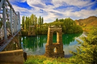Alexandra;Otago;Clutha_River;Old_Clutha_River_Bridge;Old;Clutha;River;Bridge